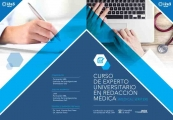Curso de Experto Universitario en Redacción Médica (Medical Writer) (20 Créditos ECTS)